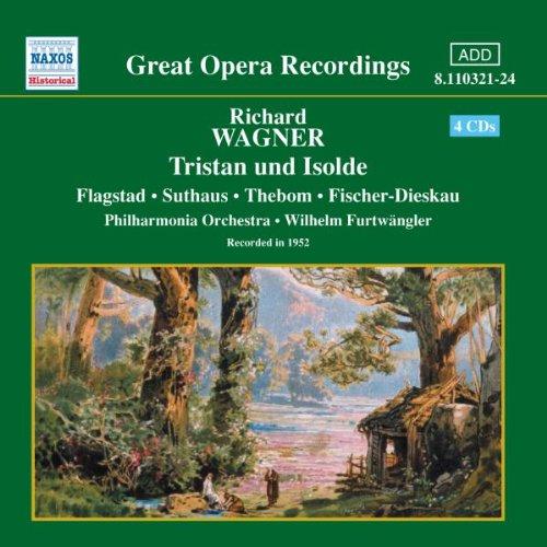 Tristan E Isolda (Dieskau-Furtwangler) - Wagner - CD