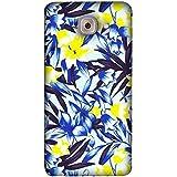 FUSON Designer Back Case Cover For Samsung J7 Max G615F/DS, Samsung Galaxy On Max, Samsung Galaxy J7 Max (Bloom Blossom Botany Flower Climate Ecology Beautiful Environment)