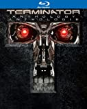 The Terminator Anthology (The Terminator / Terminator 2: Judgment Day / Terminator 3: Rise of the Machines / Terminator Salvation)  [Blu-ray]