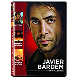 Javier Bardem 3-Film Collection (No Country For Old Men / Biutiful / Mondays in the Sun)