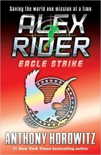 Eagle Strike (Alex Rider Adventure)