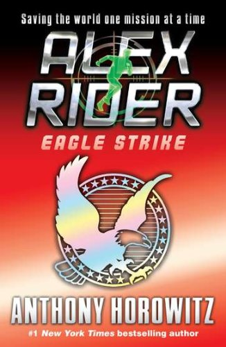 Cover of Eagle Strike (Alex Rider Adventure)