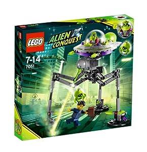 LEGO Alien Conquest 7051: Tripod Invader