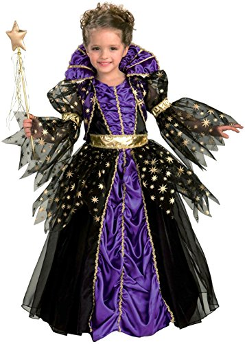 [Forum Novelties Little Designer Collection Magical Miss Child Costume, Small] (Halloween Witch Costumes Kids)