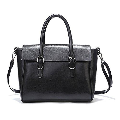 GQ-WOMEN BAG Borsa a tracolla versatile 2016 borsetta moda tracolla borsa a tracolla , black