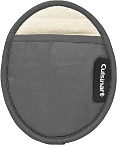 Cuisinart Pot Holders with Silicone Grip, Grey
