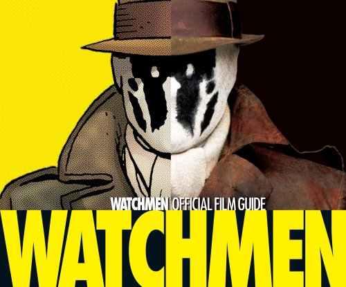 Watchmen official film guide