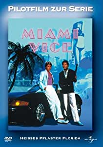 Amazon.com: Miami Vice Pilotfilm-Heisses Pflaster [Import allemand