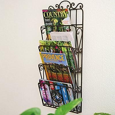 Pötschke Ambiente Zeitschriftenhalter Magazinius von Pötschke Ambiente auf Gartenmöbel von Du und Dein Garten