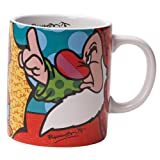 Disney by International Artist Romero Britto for Enesco Grumpy Mug 4.25 IN