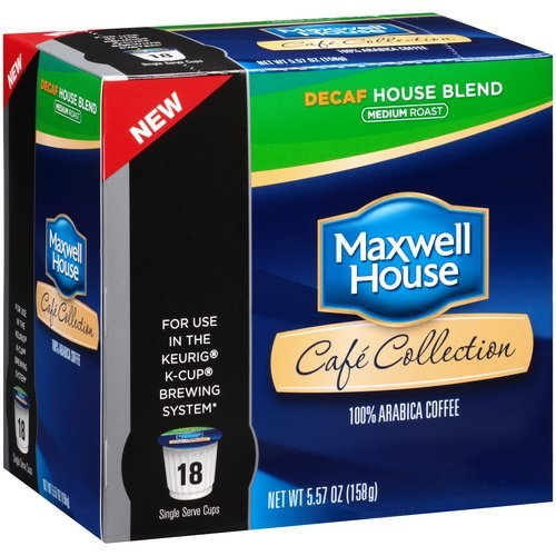 Maxwell House Decaf Coffee