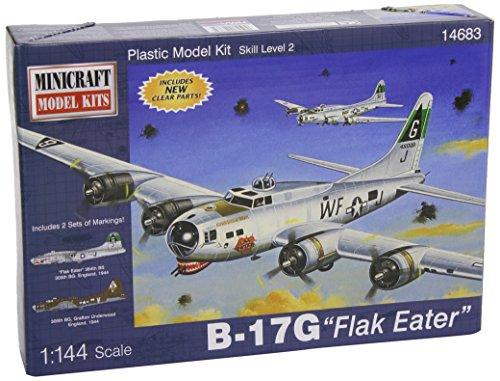 B-17G Flak Eater 1/144 Minicraft