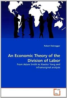 division of labor adam smith essay