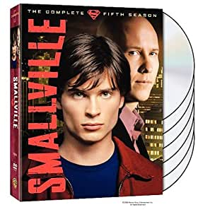 Smallville: The Complete Fifth Season [2005] [DVD]