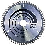 Bosch Pro Kreissägeblatt Optiline Wood zum Sägen in Holz für Handkreissägen