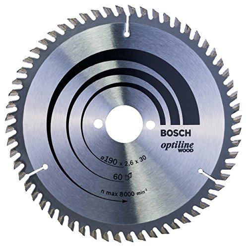 Bosch-Pro-Kreissgeblatt-Optiline-Wood-zum-Sgen-in-Holz-fr-Handkreissgen--190-mm