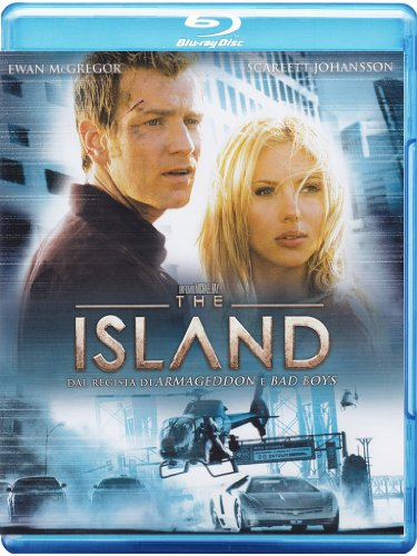 The island [Blu-ray] [IT Import]