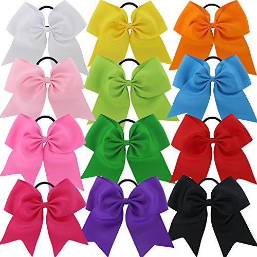 chiffon-75in-larger-jumbo-goody-cheer-bows-hair-ties-cheerleading-pony-tail-holder-elastic-head-loop