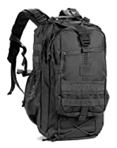 Red Rock Outdoor Gear Summit Backpack (Black)