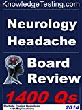 img - for Neurology Headache Board Review (Board Certification in Neurology Book 2) book / textbook / text book