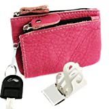 kilofly Key Wallet Keychain & Money Clip Set - Nolan, with kilofly Mini Gift-for-You Card
