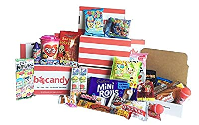 Bocandy - International Candy and Snack Box from Bocandy