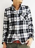 (アーケード) ARCADE 6color メンズ ネルシャツ シャツ 長袖シャツ ロールアップ 七分袖 総ワイヤー使い80Sチェックシャツ