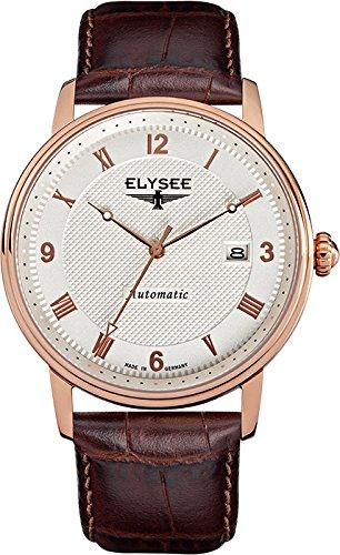 Elysee reloj hombre Executive Edition Monumentum automatic 77005