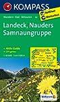 Landeck - Nauders - Samnaungruppe: Wa...