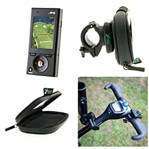 Support / Etui Chariot Golf Pour Callaway uPro Systeme Navigation Golf / GPS