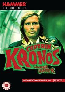 Captain Kronos: Vampire Hunter [DVD] [1973]
