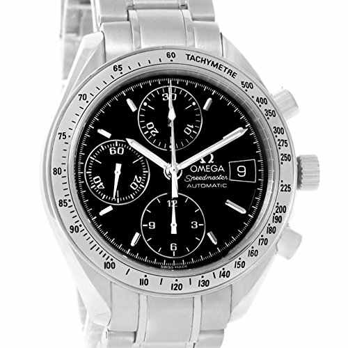 Omega Speedmaster automatic-self-wind mens Watch 3513.50.00 (Certified Pre-owned) (Omega Automatic Speedmaster compare prices)