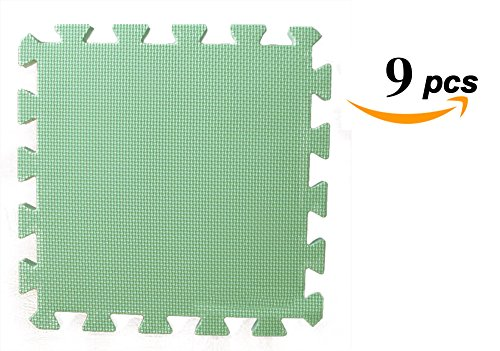Moolecole Non-slip Jigsaw Puzzle Floor Learning Foam Crawling Mat Yoga Gym Mat Educational Baby Soft Playmats