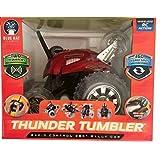 Thunder Tumbler Radio Control 360 Degree Rally Car (Red)