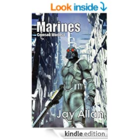Marines (Crimson Worlds Book 1)