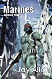 Book cover image for Marines (Crimson Worlds)
