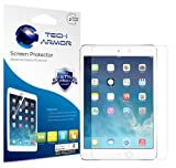 Tech Armor Apple iPad Air (Generation 5) Anti-Glare/Anti-Fingerprint (Matte) Screen Protectors [2Pack] Lifetime Warranty