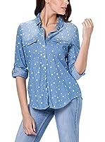 Tantra Camisa Vaquera (Azul)