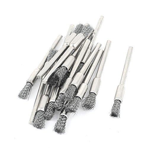 032-cm-redondo-filo-gris-herramientas-cepillos-de-alambre-con-forma-de-lapiz-pulido-16-piezas