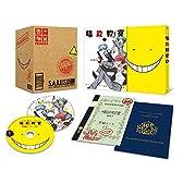 【Amazon.co.jp限定】暗殺教室1 (オリジナル缶バッチ)(初回生産限定版) [DVD]