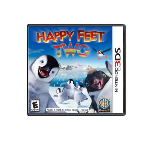 Happy Feet Two: The Videogame - Nintendo 3DS - 1