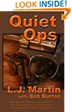 Quiet Ops - The Manhunter Series (The Bob Burton Series)