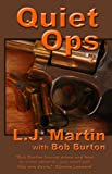 img - for Quiet Ops - The Manhunter Series (The Bob Burton Series) book / textbook / text book