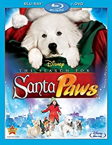 The Search For Santa Paws Two-disc Blu-raydvd Combo from Walt Disney Studios Home Entertainment