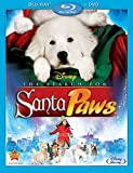 The Search for Santa Paws [Blu-ray + DVD] (Bilingual)