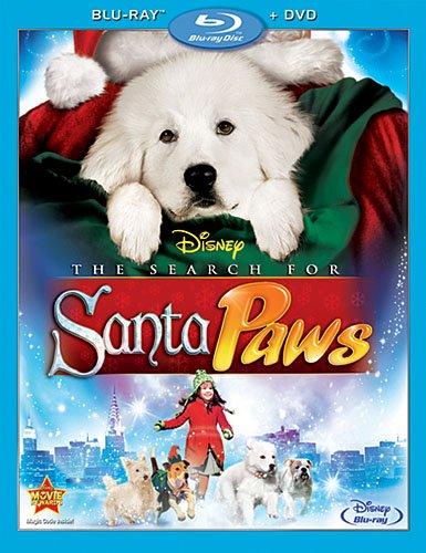 В поисках Санта Лапуса / The Search for Santa Paws (2010) BDRip