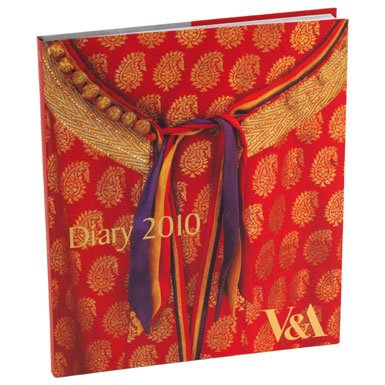 xxV&A Global Fashion Desk Diary 2010