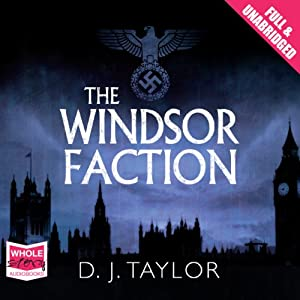 The Windsor Faction Audiobook