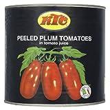 KTC Plum Tomatoes 2.55 Kg (Pack of 6)