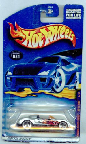 Hot Wheels 2001-081 Extreme Sports Series 1/4 MX-48 Turbo 1:64 Scale - 1